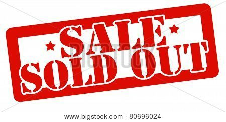 Sale Sold Out