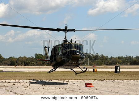 Helicopter Hovering