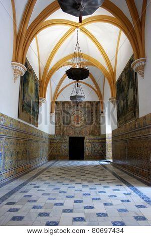 Salon de la Emperador, Seville.