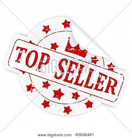 Sticker - Top Seller
