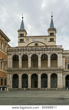 The Loggia Delle Benedizioni, Rome