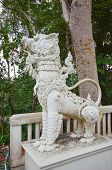 pic of kitty  - Wat Phrathat chom kitti at chiangrai in thailand - JPG
