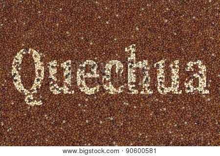 Text Quechua