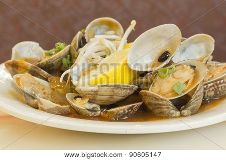 Chinese Baby Clams