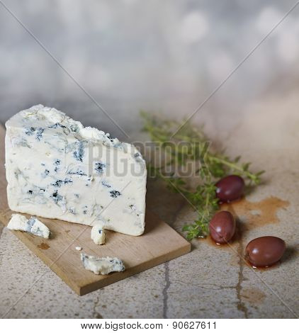 Blue Cheese and Kalamata Olives