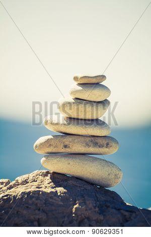 Balance Inspiration Wellness Concept