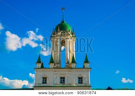 Spaso-yakovlevsky Monastery In Rostov The Great, Russia.