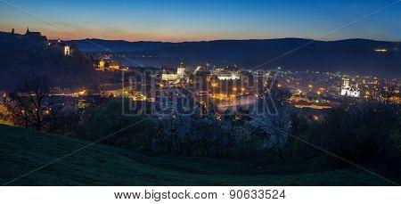Sighisoara In Night