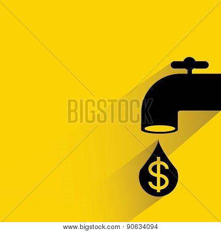 valve and money drop