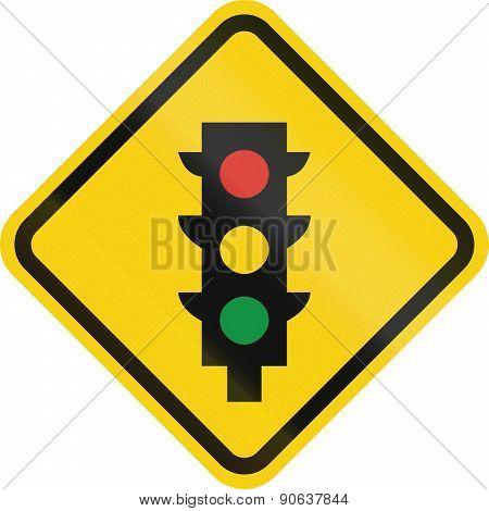Traffic Lights In Columbia