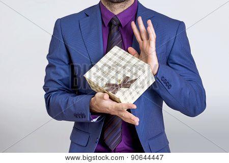 Businessman gift