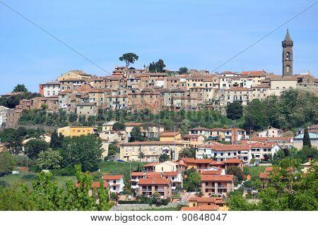 Peccioli, Italy