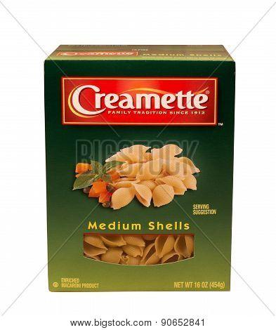 Shell Macaroni