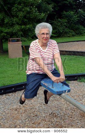 Seesaw Grandma 5