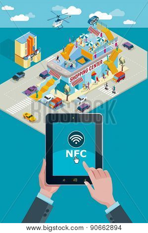 Mobile Payment NFC Vertical