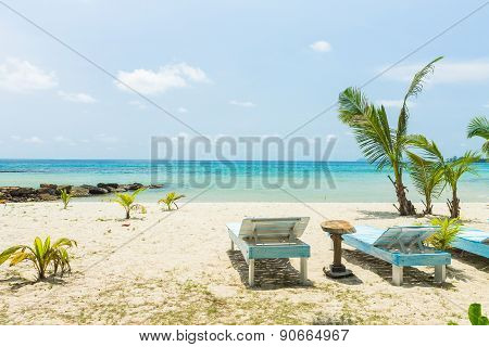Beautiful beach in Koh Kood(kood island) ,Trat Thailand