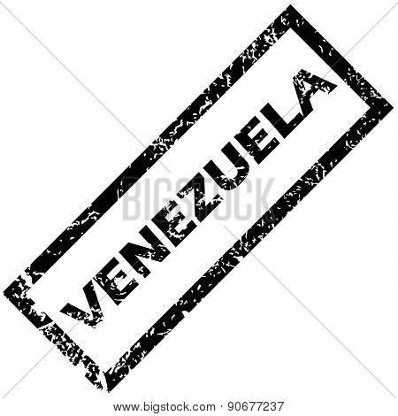 VENEZUELA rubber stamp
