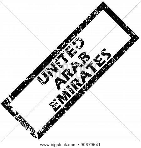 UNITED ARAB EMIRATES stamp
