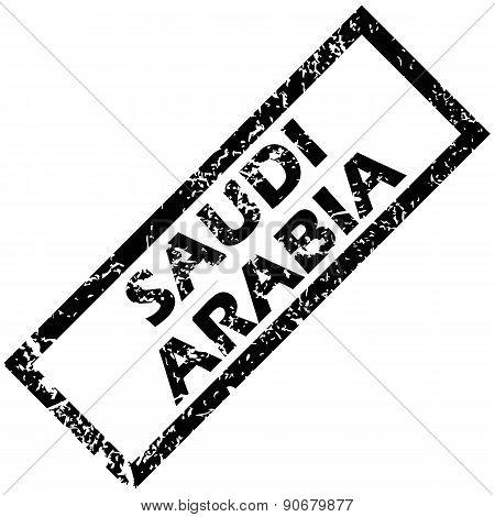 SAUDI ARABIA stamp