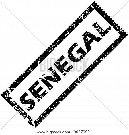 SENEGAL stamp