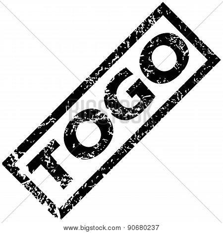TOGO stamp