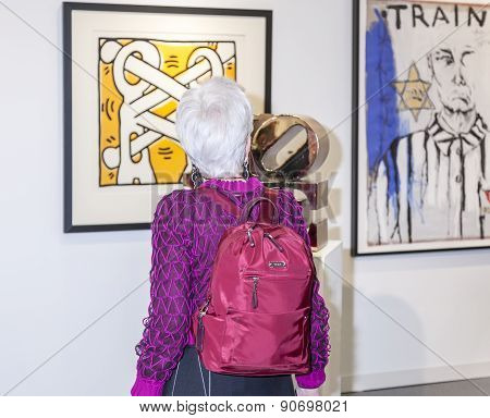 Art Miami New York Vip Preview