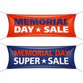picture of memorial  - Memorial Day sale banners - JPG