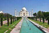 stock photo of india gate  - Taj Mahal - JPG