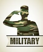 pic of camouflage  - military camouflage design - JPG