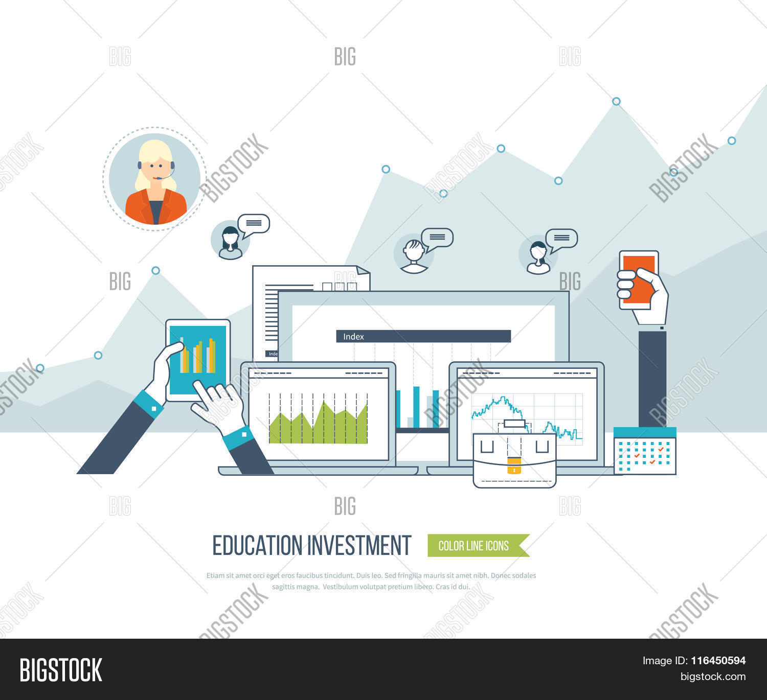invest in education