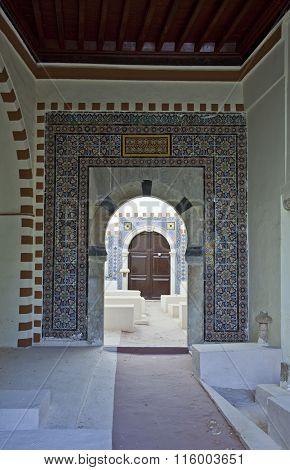 Libya mosque