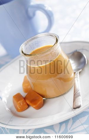 Toffee Yogurt