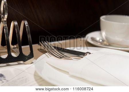 Cafe Place Setting