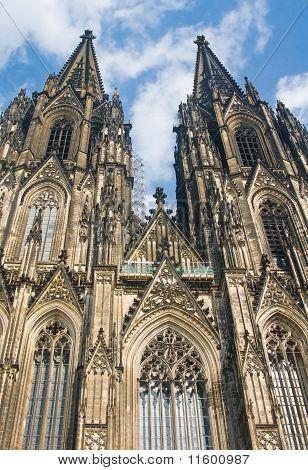 Koelner Dom (cologne Cathedral)
