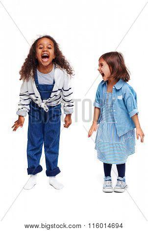 Ecstatic children