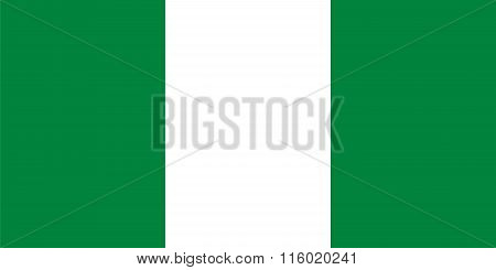 Standard Proportions For Nigeria Flag