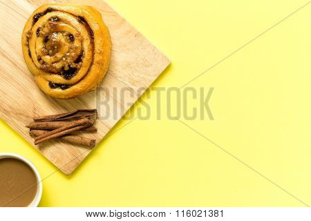 Snack For Coffee / Snack For Coffee Background
