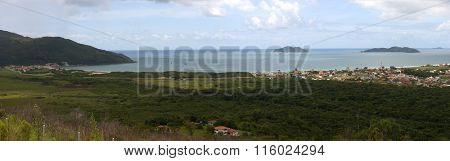 Panoramic view - Florianopolis - Santa Catarina - Brazil