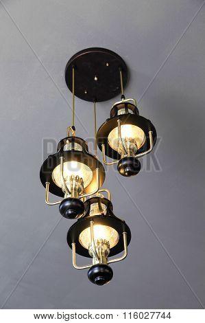 Ceiling Lamp Decoration