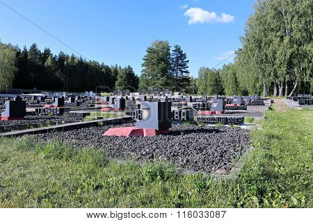 Memorial Complex In Khatyn