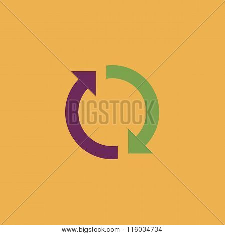 refresh reload rotation loop sign