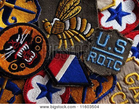 Old Patches