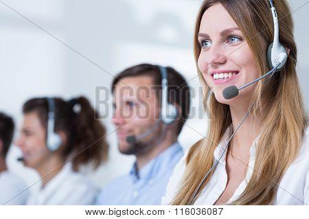 Consultant In Call Center