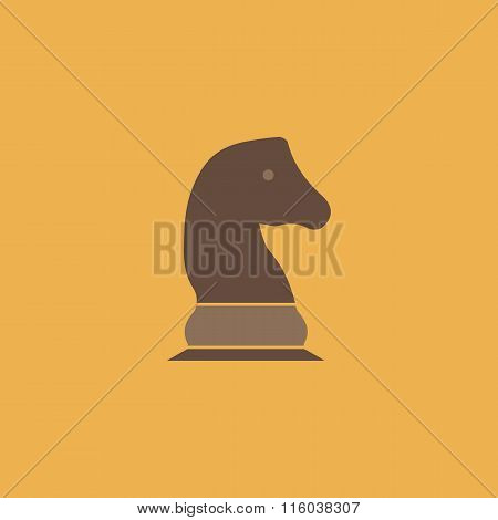 chess knight icon
