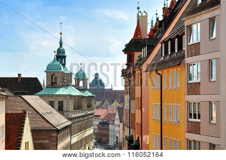 Nuremberg view