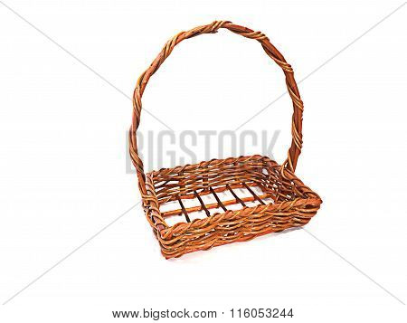 basket in isolast