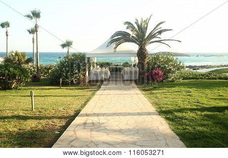 Wedding Pavilion On The Beach