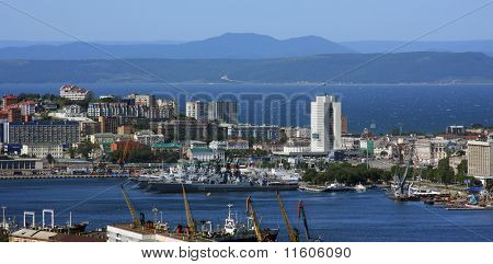 Vladivostok, city center