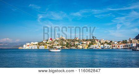 Kastellorizo island