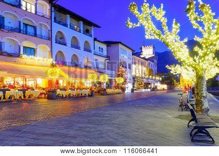 The Lake Promenade Piazza Mota, Ascona